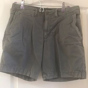American Eagle 🦅 Gray Shorts 31 Slim